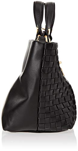 Noir Sacs Bandoulière H w Guess bla Femme 5x15 black X 24x17 L Lola Cm ZHIBwqT