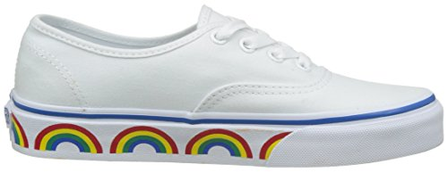 Tape Basses 37 Blanc Eu Violet rainbow Vans Authentic Femme Baskets Ua tSxWCxvwqU