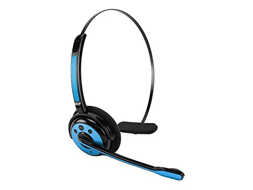 BLU Studio 5.0 Blue Wireless Hands Free Professional Headset