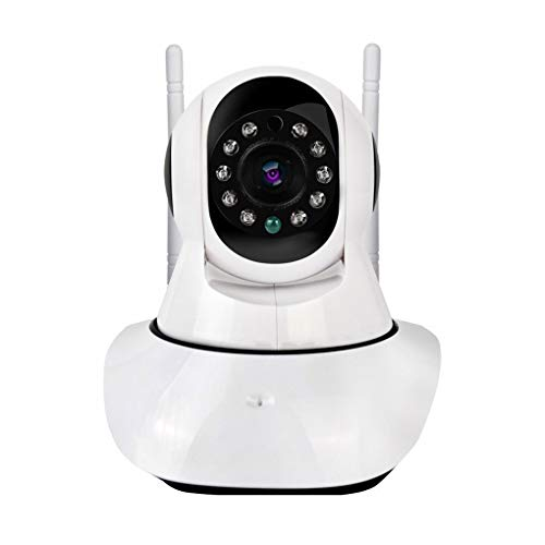 Baby Monitor Wireless 1080P Security Camera, 2.4G WiFi IP Camera Home Surveillance for Baby/Elder/Pet/Nanny/Shop Monitor Video Cam, Pan/Tilt, Two-Way Audio & Night Vision Camera by CDDLR (Image #1)