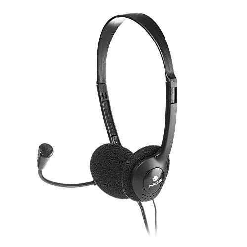 🥇 NGS MS-103 Audio Headset/Microphone