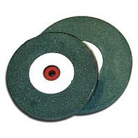 "Molemab 6"" Green Grinding Wheel for sharpening Stump Cutt..."