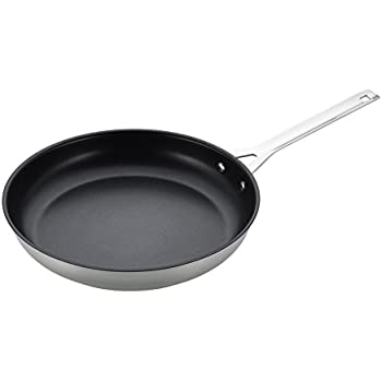 Amazon Com Brund Energy Fry Pan 11 Quot Stainless Steel