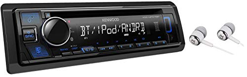 Kenwood Single Din Bluetooth
