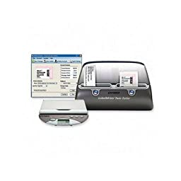DYMO Desktop Mailing Solution w/LabelWriter Twin Turbo and 5 lb. USB Scale
