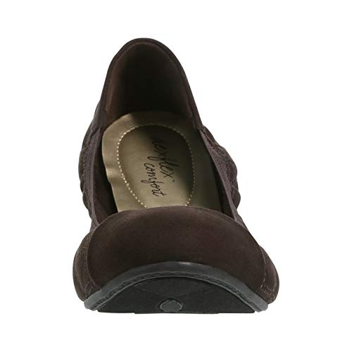 Pictures of dexflex Comfort Women's Claire Scrunch Flat 6 N US Women 2