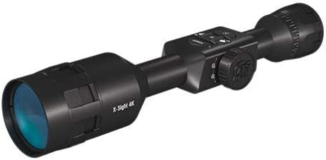 ATN X-Sight 4K Pro Smart Day/Night Rifle Scope - Ultra HD 4K technology with Superb Optics