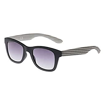 Police Wayfarer Black Unisex Sunglasses - S 1944 U28Z 50-50-22-140