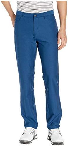 [adidas(アディダス)] メンズパンツ・長ズボン・ジャージ下 Ultimate Heather Five-Pocket Pants Dark Marine Heather 34 (W: 86cm) 30 [並行輸入品]