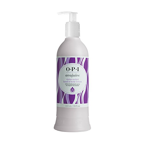 - OPI Avojuice Hand Lotion, Violet Orchid, 20 Fl Oz