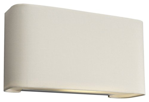 - Philips 33200/38/48 Forecast Roomstylers Wall Sconce, Cream