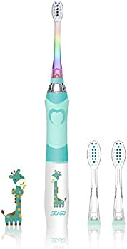 Seago Kid's Sonic Electric Toothbrush