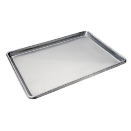 Focus Foodservice Full Size Heavy Duty 20 Gauge Stainless Steel Sheet Pan, 18 x 26 x 1 inch -- 6 per case. by Focus Foodservice