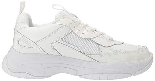 Maya Sneaker Bianco White Nylon Calvin R7797 Klein Mod Donna qf6gWOan
