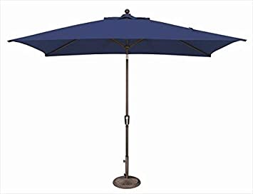 SimplyShade Catalina Patio Umbrella in Sky Blue