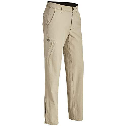 EMS Men's True North Pants Chinchilla 36/32