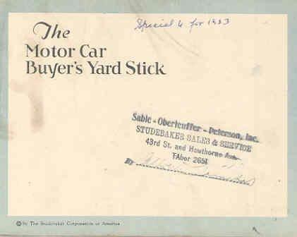 Which is the best yardsticks brochures?