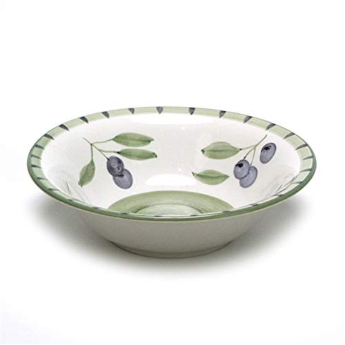 (Olive Garden by Tabletops Unlimited, Stoneware Vegetable Bowl, Round )