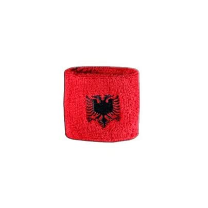 Digni reg Albania Wristband sweatband free sticker Estimated Price £3.95 -