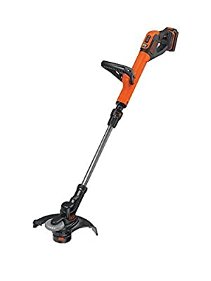 BLACK+DECKER STC1820PC-GB 18V Li-Ion 28cm AFS String Trimmer by BLACK+DECKER