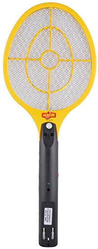 Spartan Hunter Mosquito Resistant Bat/Rechargeable Mosquito Swatter/Zapper Racket (Multicolor, Pack of 1) 2