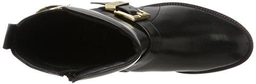 Högl Dames 4-10 1683 0100 Zwarte Biker Boots (zwart)