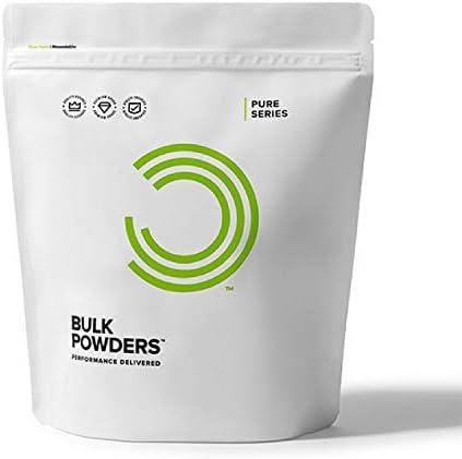 BULK POWDERS Pure Whey Protein Pulver, Eiweißpulver, Zitronenbaiser, 500 g