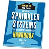 Book NFPA 13D and NFPA 13R: Automatic Sprinkler Systems for Residential Occupancies Handbook (2010)