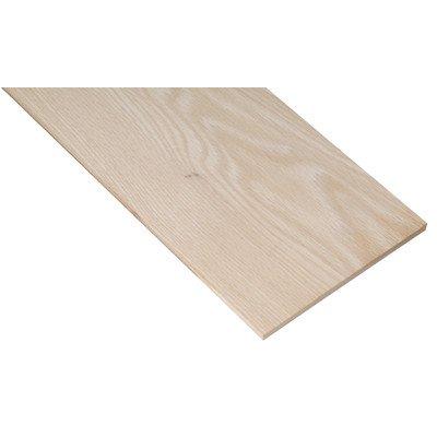"""Waddell Manufacturing PB19417 1/2"""" x 2-1/2"""" x 48"""" Poplar Project Board"""