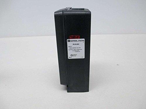 (NEW PEPPERL FUCHS FE-MLS8C PHOTOELECTRIC SENSOR 120V-AC 1/3HP 10A D379951)
