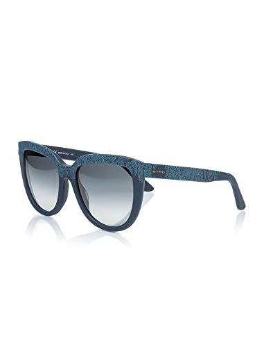 Sunglasses Etro ET 619 S 405 MAT BLUE ()