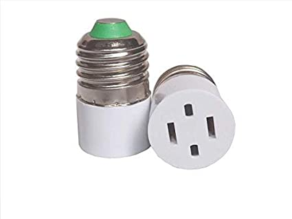 Mp1043Ww Grounding Adapter 2 Pack Fits Three Prong Plugs Into Two Prong Outlets