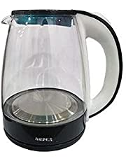 Glass Electric Kettle 1.8 Liter /Black