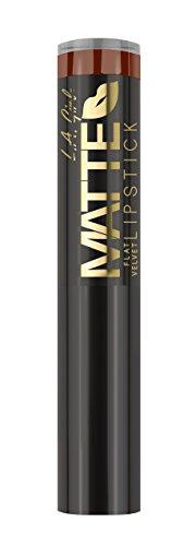 L.A. GIRL Matte Flat Velvet Lipstick 0.1oz - GLC822 Runway