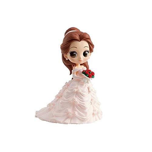 Disney - Figurine Q Posket Vestido De Novia Bella 14cm: Amazon.es: Videojuegos