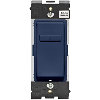 Leviton RE00R-RN Renu Coordinating Dimmer Remote for 3-Way or Multi-Location Control, for use with REI06, in Rich Navy