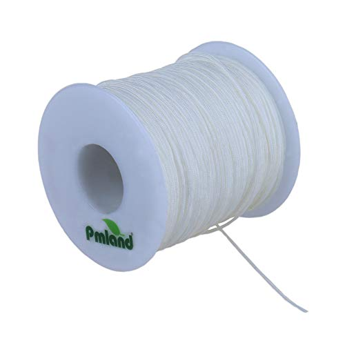 PMLAND 1 X Roll of 100 Yards Lift Shade Cord 0.9 mm (Comb Mm Fine)