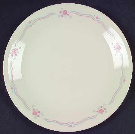 Corning Corelle English Breakfast Luncheon / Salad Plate 8.5""