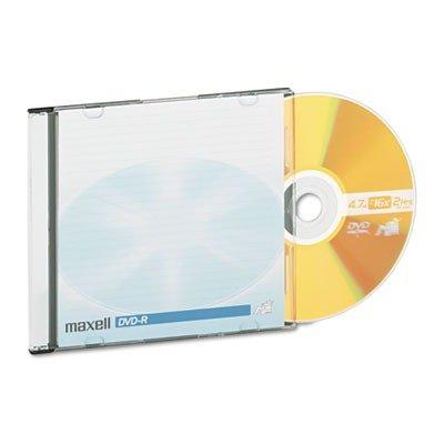 MAX638004 - Maxell DVD-R Discs