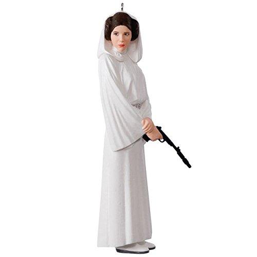 Hallmark 2017 Keepsake Ornament Star Wars A New Hope Princess Leia Organa New ()