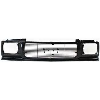 (Diften 104-C2549-X01 - New Grille Grill Jimmy GMC Sonoma S15 1991 GM1200230 15661740)
