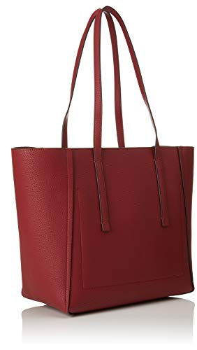 Sacs Shopper Medium Rock Klein Rouge Ck Base portés Red Calvin Jeans épaule xCqYUwCZ