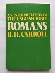 ROMANS (An Interpretation of the English…