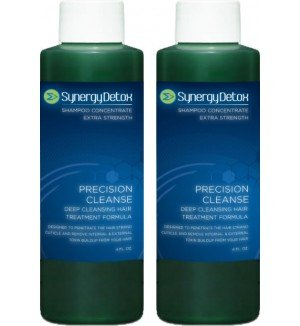Precision Cleanse Xtra Strength Hair Follicle Detoxification Shampoo (2)