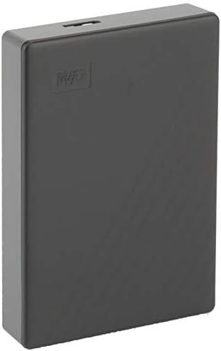WD 5TB My Passport Portable External Hard Drive, Black - WDBPKJ0050BBK-WESN