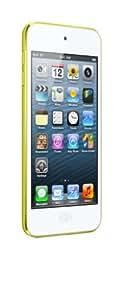 "Apple iPod touch 5G 64GB - Reproductor de MP3 (64 GB de capacidad, pantalla táctil de 4"", Wifi, Bluetooth, cámara 5 Mp) color amarillo [importado]"