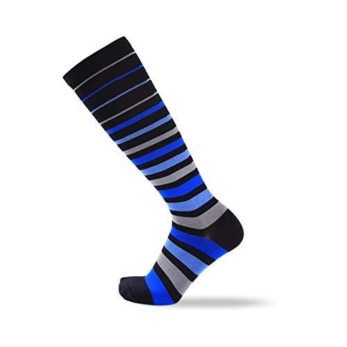 6c9f0b6b2f Amazon.com: Style Men Compression Socks Breathable Travel Activities Fit  for Nurses Shin Splints Flight Leg Support Sock 2P: Kitchen & Dining
