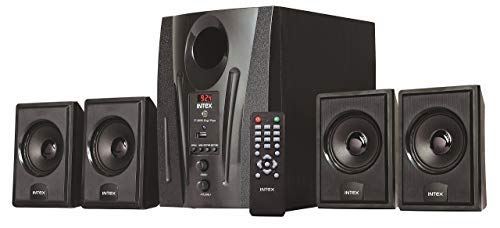 Renewed  Intex IT 2655 DigiPlus 4.1 Channel Multimedia Speakers