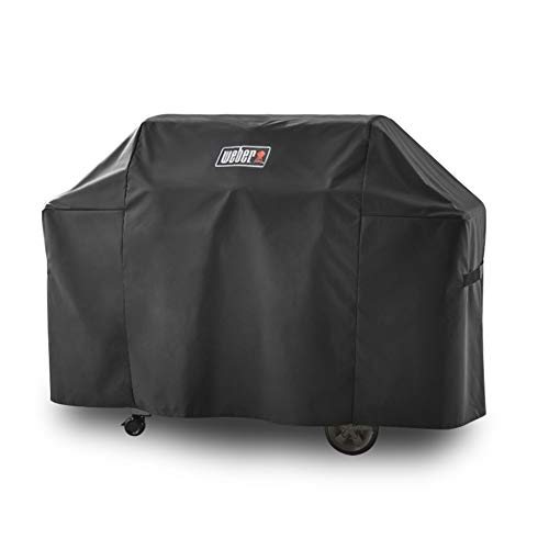 Grill Cover 7131 for Weber Genesis II 4 Burner Grill (65 x 44.5 x 25 inches)