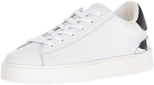 Chaussure De Marche En Cuir Palyla Neuf Women West Blanc / Multi